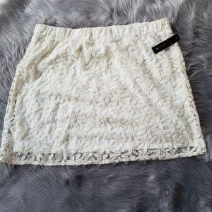 AB Studio skirt (L) NWT